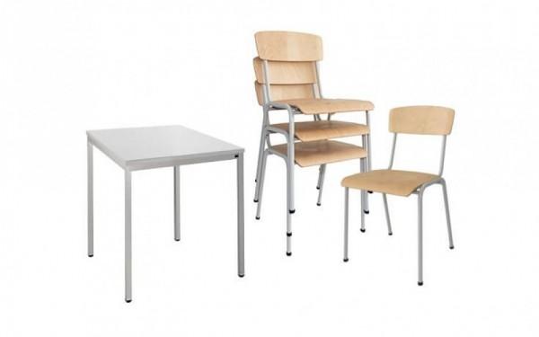 Tischgruppe für Pausenräume