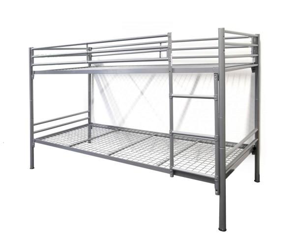 Metall Etagenbett Comfort 90 x 200cm